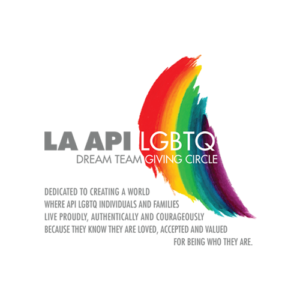 API LGBTQ Dream Team Giving Circle logo